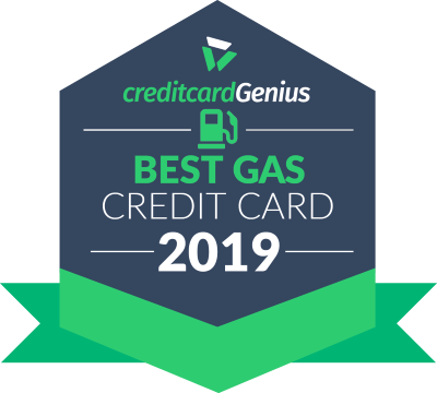 Best Gas Credit Cards For 2019 award seal